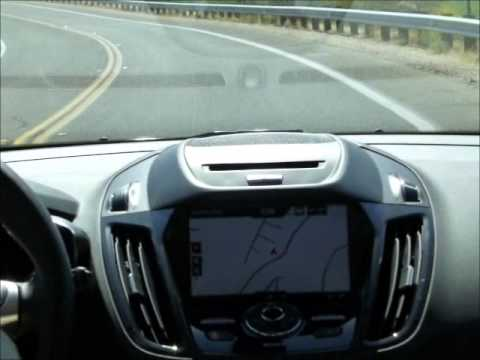 Ford C Max Navigation Gps Problem Youtube