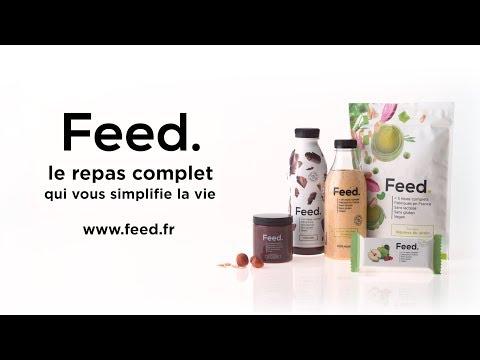 Vidéo Nouvelle campagne TV 2019 l Feed. (version longue)