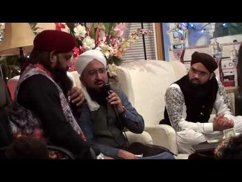 Mufti Sohail Raza Amjadi Sahab' Bayan in Long Island, NY December 3rd 2017