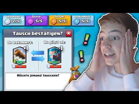 😱 TRADE TOKENS + GIANT GOBLIN..! (🔥 ULTRA Update)   Clash Royale
