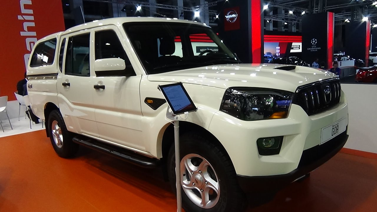 2018 Mahindra Goa Exterior And Interior Automobile