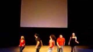 Candela Hip-Hop at Presencia Latina 2008