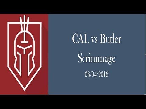 Christian Academy of Louisville Soccer 2016 vs Butler - Srimmage