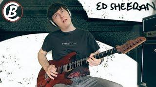 Ed Sheeran - Blow - Chris Barnes (Guitar Cover)