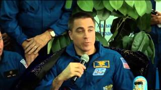 Expedition 36 Returns Safely