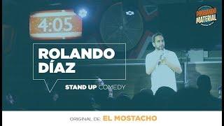 Probando Material: Rolando Díaz (Stand-Up Comedy)