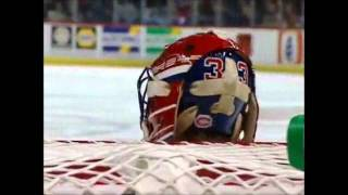 Red Wings score 11, Roy's last game in Montreal