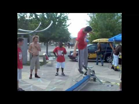 3Flow Freerunning - 5.10 Convention - Feat. Team S...