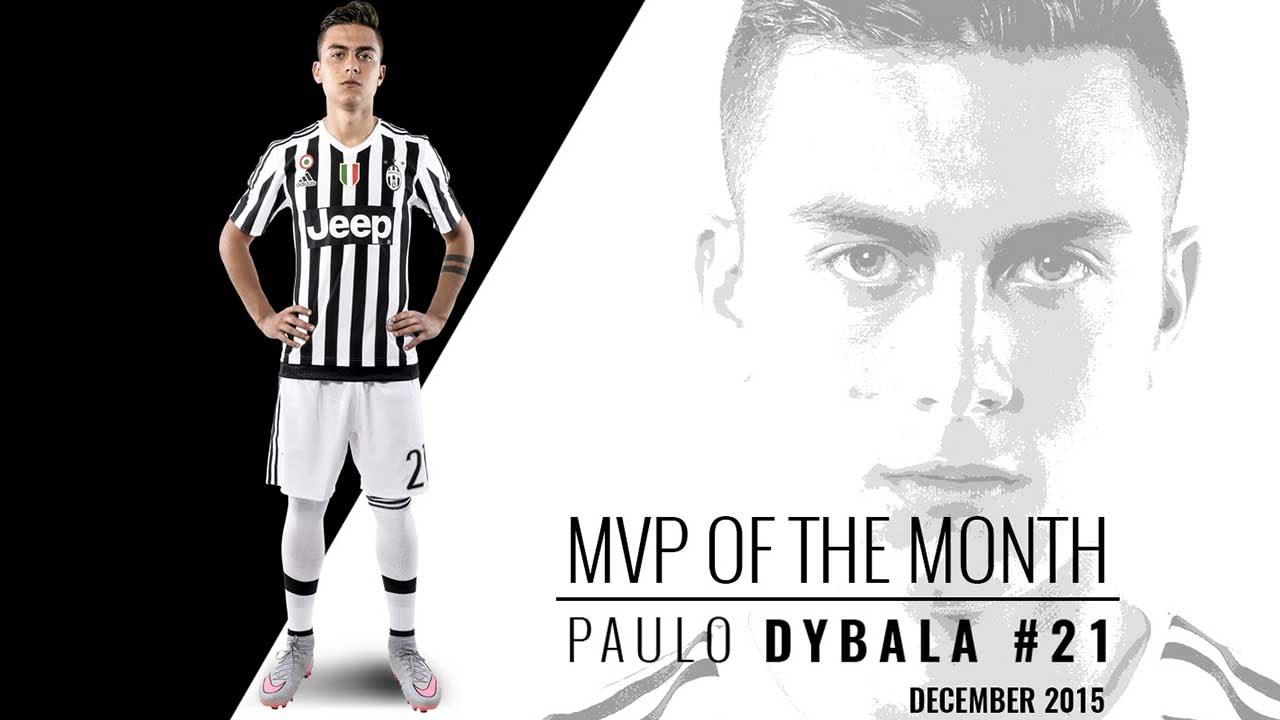 Paulo Dybala Mvp Di Dicembre December Belongs To La Joya Youtube