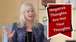 BOJ 03 Week 3 Negative Thoughts Are Not Your Thoughts