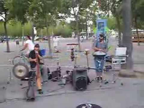 Minimal Acoustic Band (MAB) - HANG & DIDGERIDOO