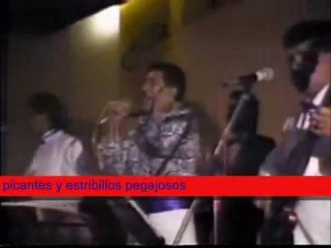 ASI SOY YO, EN  VIVO  - GUSTAVO QUINTERO CON LOS HISPANOS Y LOS GRADUADOS -1991