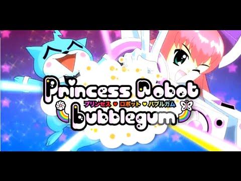 Princess robot bubblegum hentai