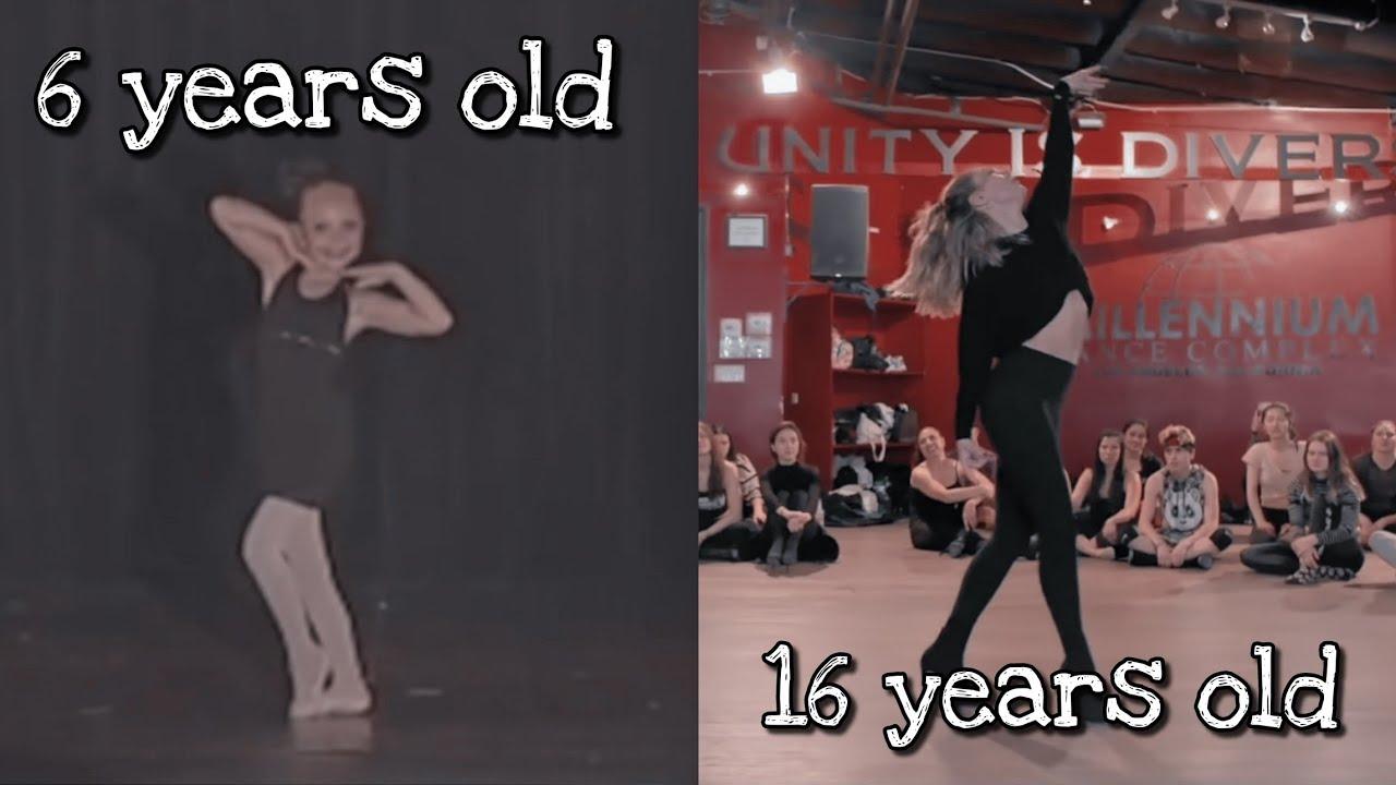 Download Maddie Ziegler Dance Evolution (2008-2019)