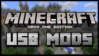 Minecraft Xbox One:: USB MODS USB [FULL TUTORIAL]::
