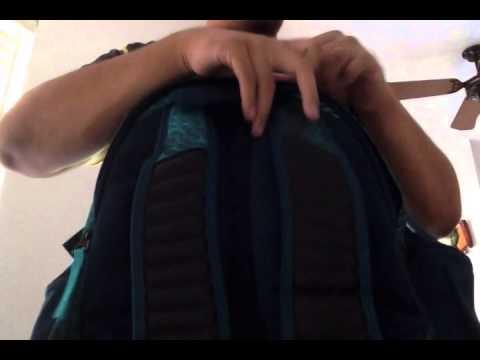 7aad52876d Kobe IX Air Max Backpack Review - YouTube