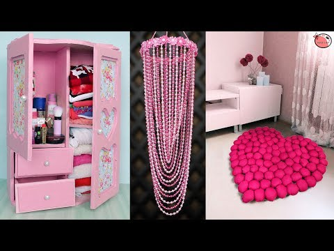 10 Creative !!!  DIY Room Decorative Idea 2019 || DIY Projects