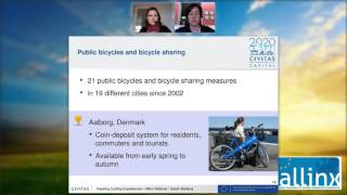 Webinar Recording Cycling in CIVITAS