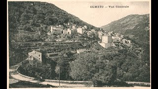 OLMETO Diaporama d'Anciennes Cartes Postales en Corse dans la région du Valinco à Olmeto