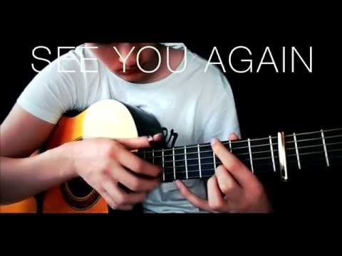 See You Again - Wiz Khalifa ft Charlie Puth - Fingerstyle Guitar Cover