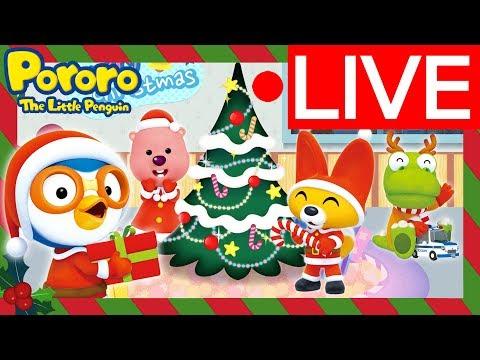 ★Christmas Songs for Kids★ | Pororo Christmas Carols | Christmas Playlist | Kids animation