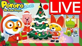★Christmas Songs for Kids★ | Pororo Christmas Carols | Christmas Playlist | Kids animation