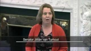 Senator Jillian van Turnhout - Order of Business