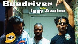 Busdriver Talks Iggy Azalea