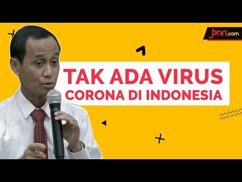 Kemenkes: Belum Ada Virus Corona di Indonesia
