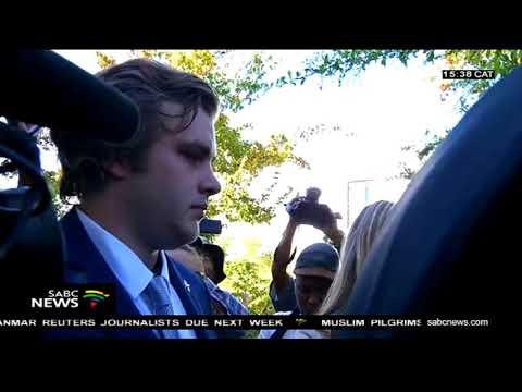 Van Breda murders   Henri van Breda to remain behind bars