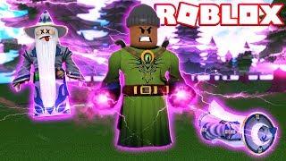 LEVEL 400+ GRAND WIZARD!!   Roblox Wizard Simulator