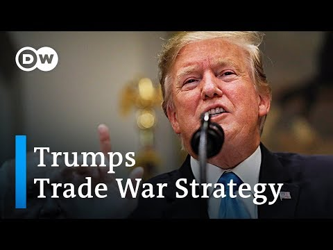 Trade war: Trump dangles Huawei resolution and approves 16bn in farm subsidities | DW News