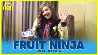 Fruit Ninja Gameplay Video By Bredia From The Kidz Bop Kids (featuring Timber From Kidz Bop 26)