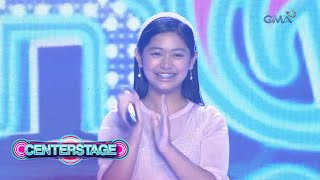 Centerstage: Vianna Ricafranca, the new defending champion!