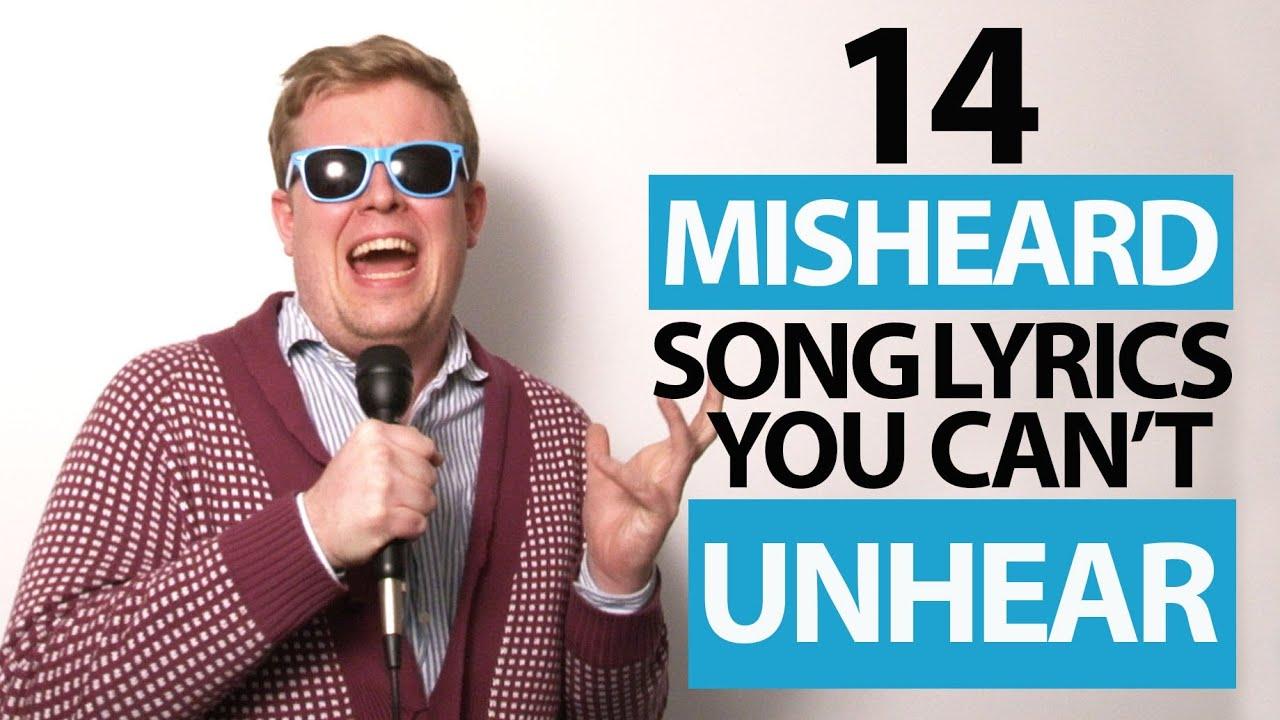Misheard song lyrics you can t unhear mashable youtube