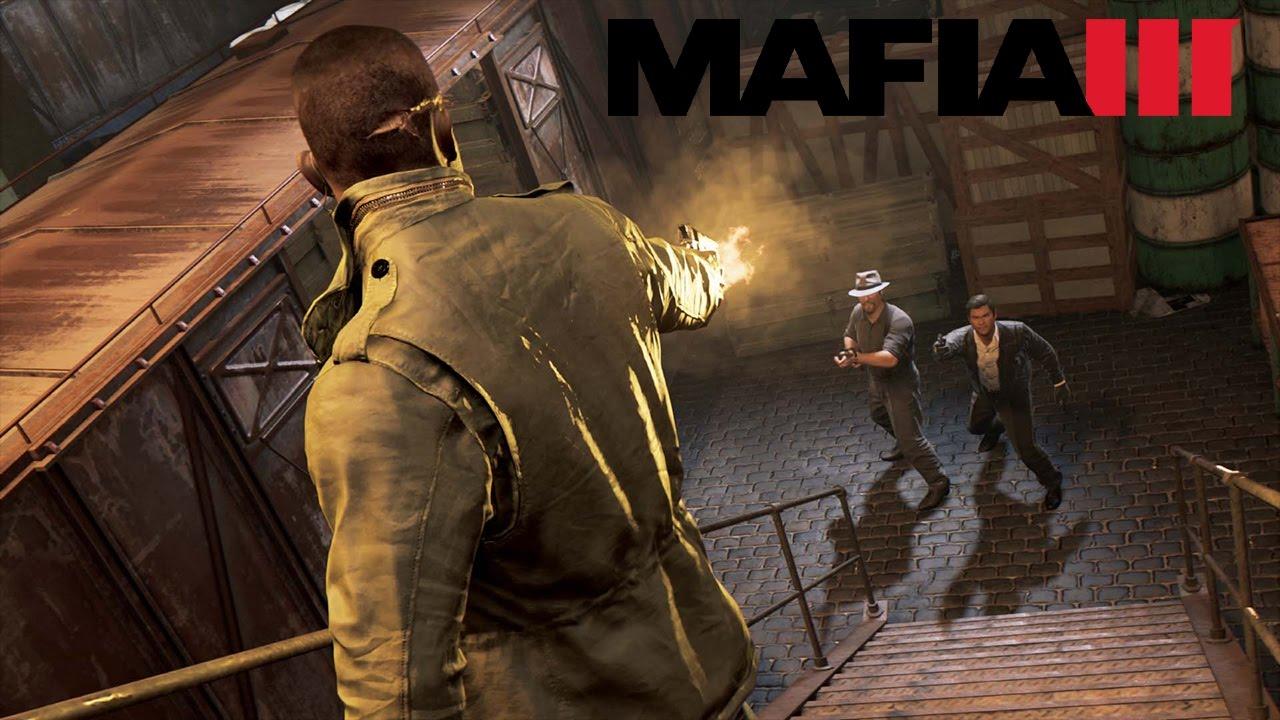 MAFIA 3 | #17 | LIMPEZA NOS TALHOS E MATADOUROS (Mafia III em Português)