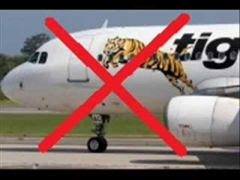 My Worst Nightmares with Tiger Airways