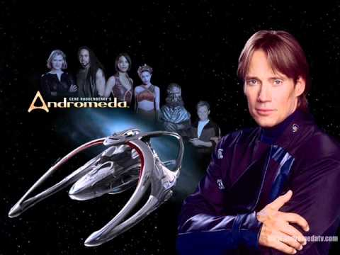 Andromeda Extended Theme