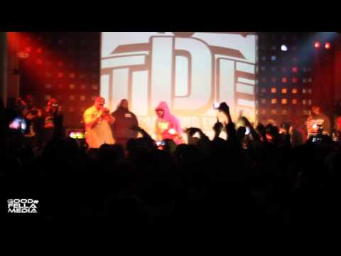 ScHool Boy Q Performs - Nightmare on Figg St / My Hatin' Joint (Live @ SOBs)