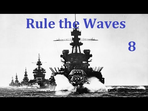 Rule the Waves USA - 08 Peace in Our Time?