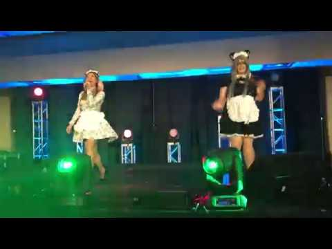 #2. Reni Mimura's Maid Show @ Liberty City Anime Con 2018 - Just Dance - Oishii Oishii
