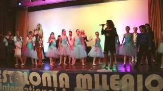 Gran fiesta и Voices of Costa Brava (Январь, 2016 Испания)(Празднично и торжественно, но в тоже время очень душевно, прошли международный фестиваль — конкурс Gran Fiesta..., 2016-04-28T20:18:28.000Z)