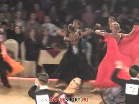 Rozhkov Sergei - Zakharova Marina, quickstep