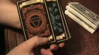 Madame Endora's Fortune Cards Full Flip Through by Grün Eule