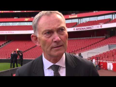 Richard Scudamore on Goal Line Technology in the Premier League    ISNTV Breaking Sports News