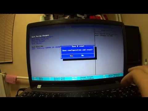 установить Win7 вместо Win8 на ноутбуки Samsung