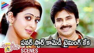 Pawan Kalyan BEST Comedy Scene | Attarintiki Daredi Telugu Movie | Samantha | Pranitha | Trivikram