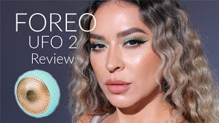 FOREO UFO 2 Review | Skincare Review