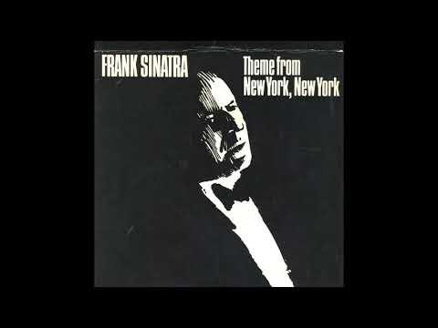 Frank Sinatra - New York, New York in minor key
