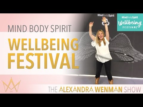 Mind Body Spirit Wellbeing Festival - The London Wellbeing 2017 Festival *Special 40th Edition*